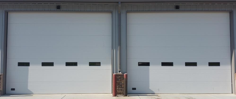 Expert Door Install for Steel Buildings