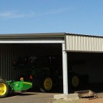 Toppling farm shop metal buildings for St. Louis Missouri