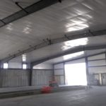 Commercial Steel Building - Kingston, MO
