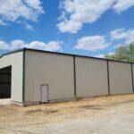 Farm Equipment Building