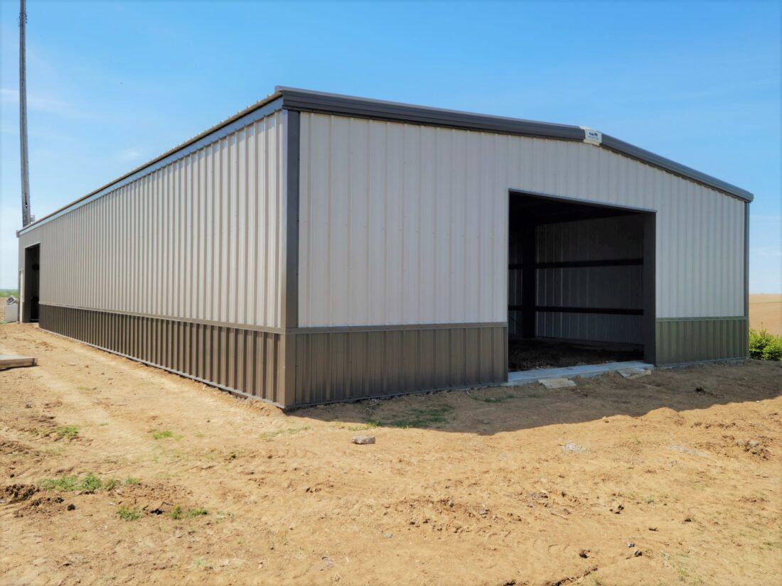 Commercial <span>Steel Buildings</span>